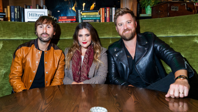 Lady Antebellum, Jake Owen & Maddie and Tae at Darling's Waterfront Pavilion